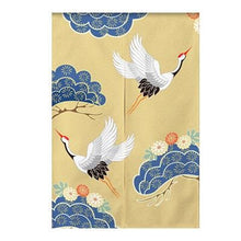 japanese home decor curtain