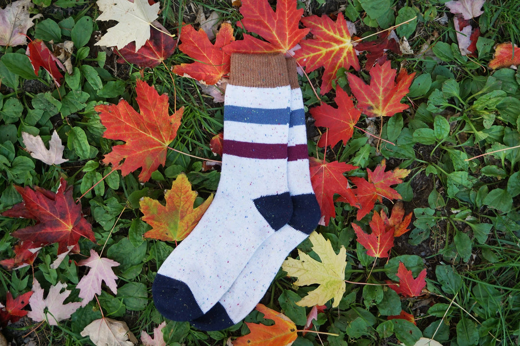 Best seller  | Wool Socks | White