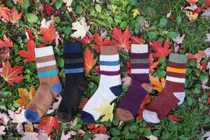 one size fits all wool socks|Athletic Funky Socks|boutique local NOVMTL