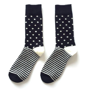 Crew Socks | Funky Socks - Crown Imperial