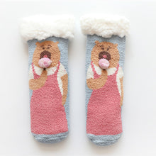 slipper socks mommy and baby