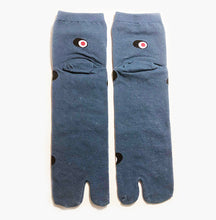 Japanese Tabi Socks | Sushi - Blue
