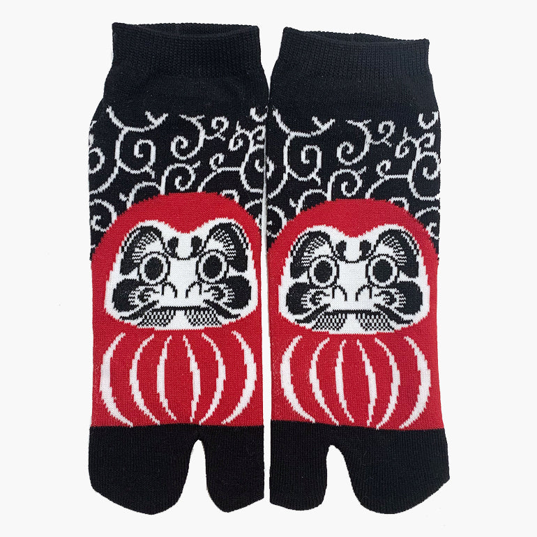 Japanese Tabi Ankle Socks | Daruma