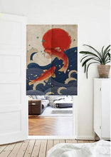 Copy of Noren | Curtain | Wall Hanging | Koi Fish