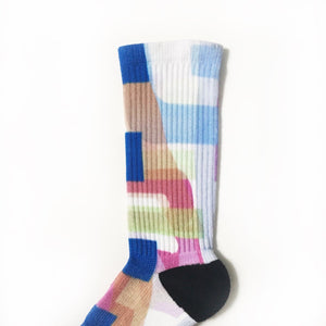 Socks with cushions|Athletic Funky Socks|boutique local NOVMTL