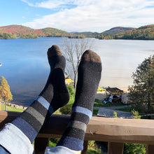 wool socks cozy and warm|Athletic Funky Socks|boutique local NOVMTL