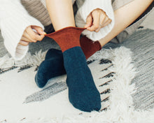 non itching winter socks