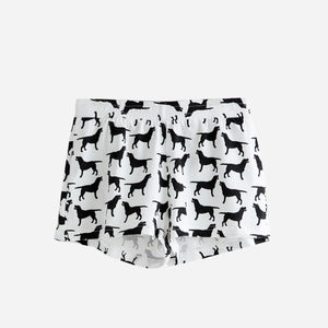 Set - Black Labrador PJ Shorts