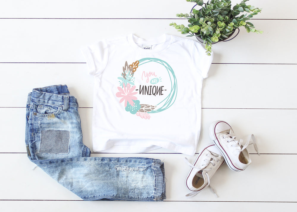 You are Unique Toddler T Shirt
