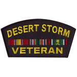 Desert Storm Veteran Patch (SALE)