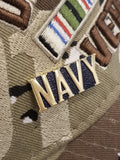 """Navy"" Lapel Pin"