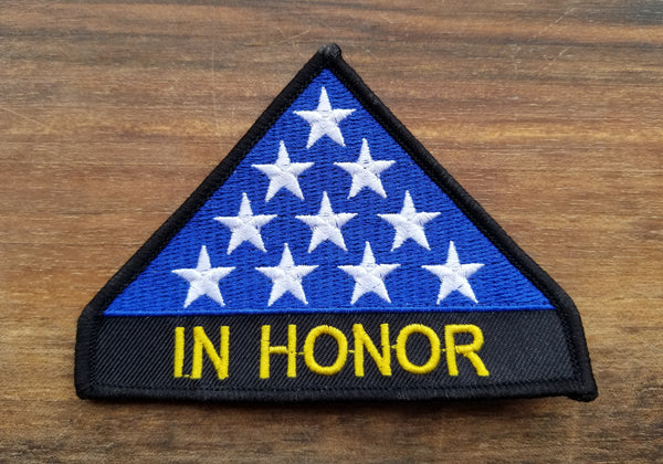 """In Honor"" Patch"
