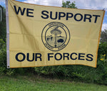 Desert Storm (Support our Forces) Flag (3'x5') Vintage (Summer SALE)