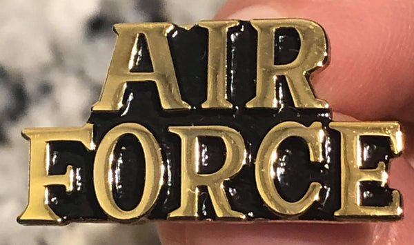 """Air Force"" Lapel Pin"