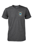 U.S. Air Force Desert Storm Veteran T-Shirt (grey)
