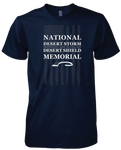 National Desert Storm and Desert Shield War Memorial Act Shirt