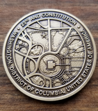 Site Dedication Coin