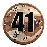 "The ""41"" Patch"
