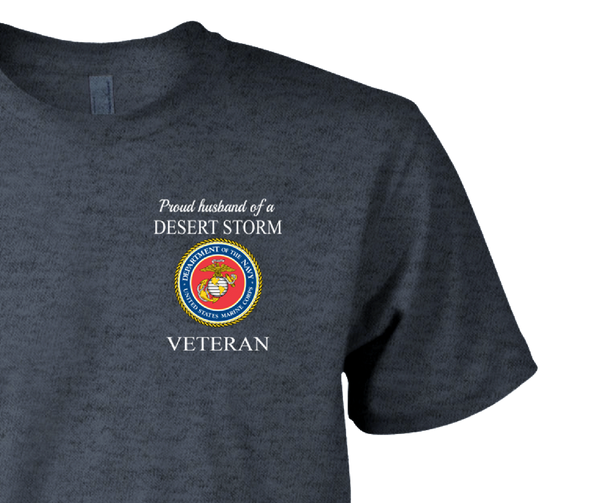 USMC Desert Storm [Husband] Shirt