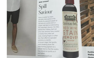 Spill Savior: Kiwi love from Denizen Magazine