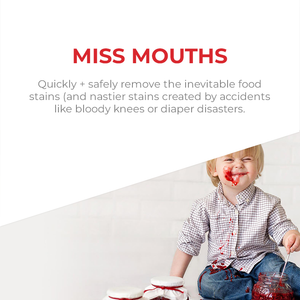 Miss Mouth's Messy Eater