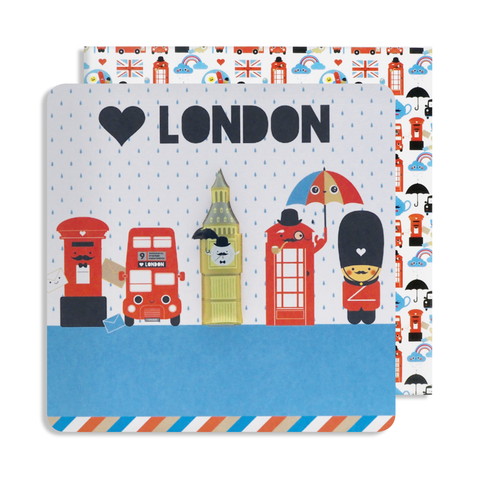 Magnet London Big Ben Card