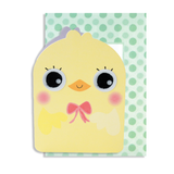 Eye Eye Chick Card
