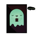 Halloween Ghost Glow in the Dark