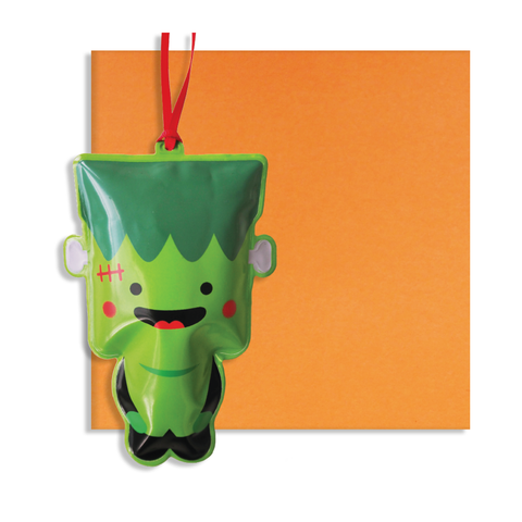 Halloween Inflatable Frankenstein Card