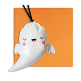 Halloween Inflatable Ghost Card