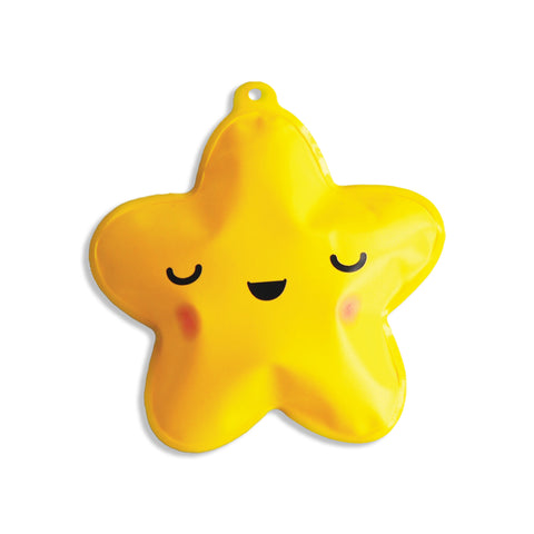 Inflatable Star Card