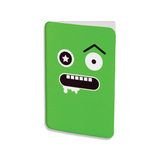 Glow in the Dark Monster Card