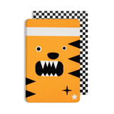 Glow in the Dark Tiger Card