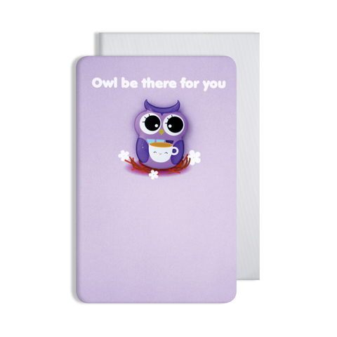 Jellies There For You Magnet Card