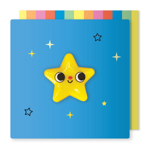 Star Magnet Card