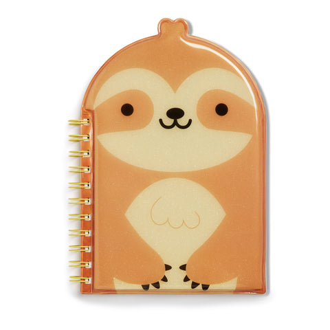 Sloth A5 Notebook