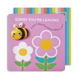 Jelly Magnet Leaving Bee Card
