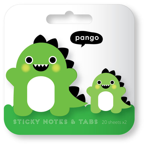 Dino Sticky Notes and Tabs