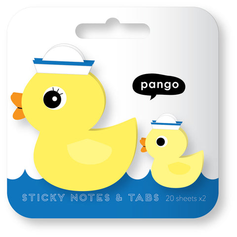 Duck Sticky Notes and Tabs