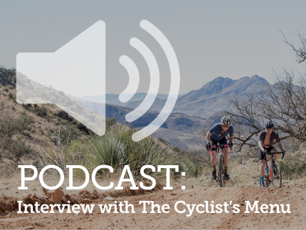 Skoopcast - The Cyclist's Menu