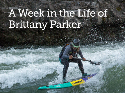 A Week in the Life of Brittany Parker