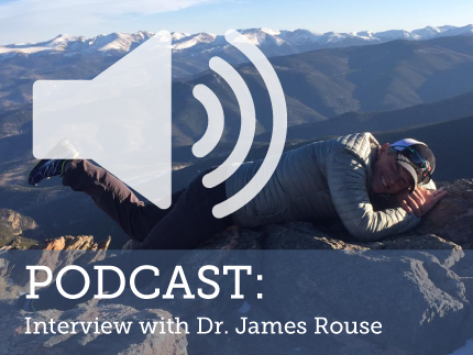 Skoopcast - Our own Chief Ruckus Maker: Dr. James Rouse!!
