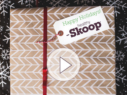 Happy Holidays from Healthy Skoop!