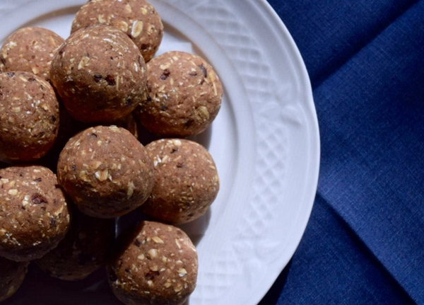 Plant-Based Protein Balls Recipe