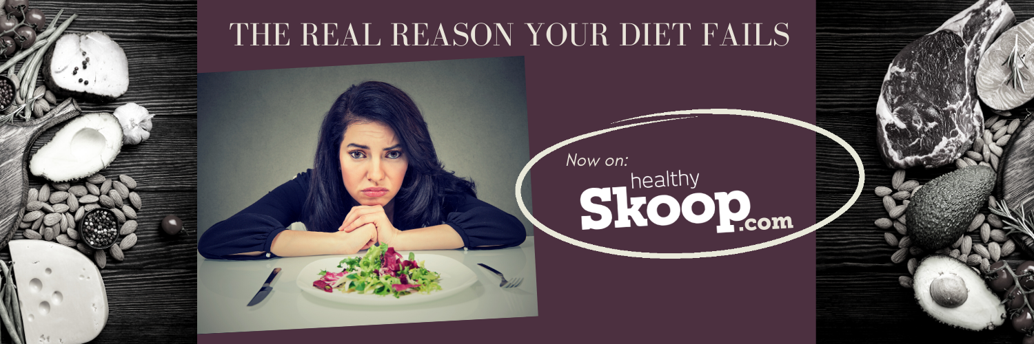 The Real Reason Your Diets are Failing