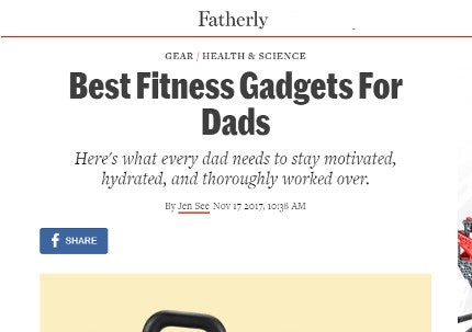 Best Fitness Gadgets for Dads - Fatherly