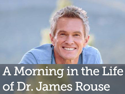 A Morning in the Life of Dr. James Rouse