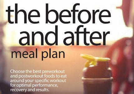 Oxygen Magazine - The Before and After Meal Plan