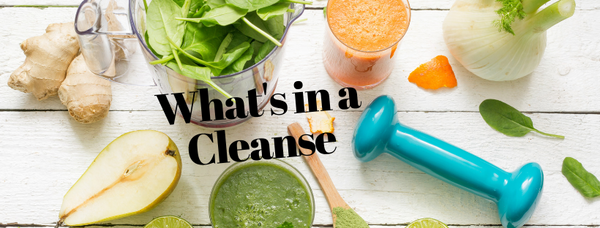 What Does it Mean to Cleanse or Detox?