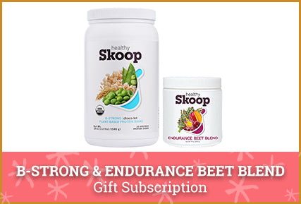 B-Strong and Endurance Beet Blend